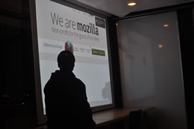 We are Mozilla - Alex's Presentation on Mozilla