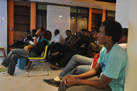 kLab audience